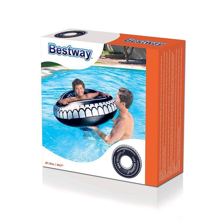 Salvagente ruota grande 119 cm Bestway BW170 Bestway