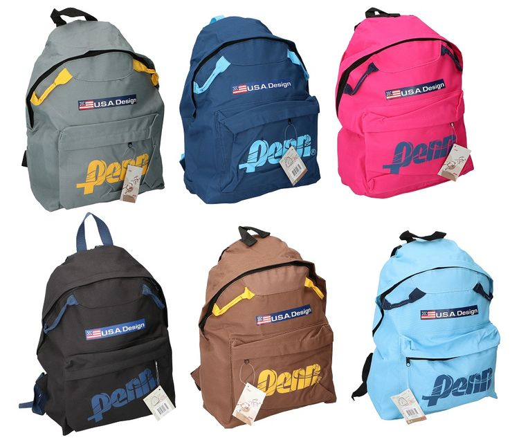 Zaino X-TREME Usa Design 34x14x42cm Penn - Vari colori 8711252116754 871125211675 ED926