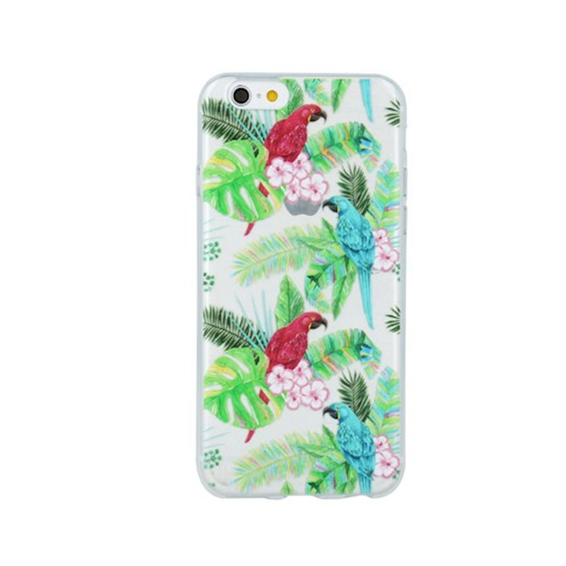 Cover per Huawei P Smart in silicone Trendy Summer Time 5900495675408 590049567540 GSM036279 MOB635
