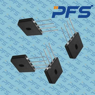 KBU606 Ponte diodi 6A 600V H785