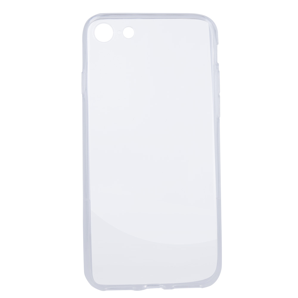 Cover per Huawei P30 in silicone trasparente fumo Ultra Slim 0.3mm MOB792