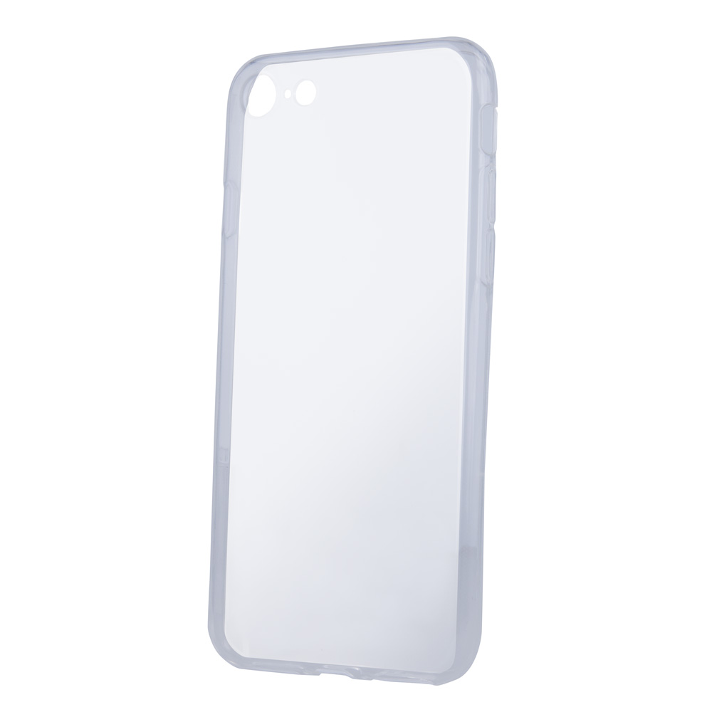 Cover per Samsung A6 Plus in silicone trasparente Ultra Slim 0.3mm 5900495675484 GSM036287