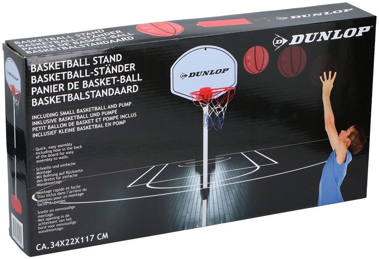 Set da basket per bambini Dunlop ED5280 Dunlop