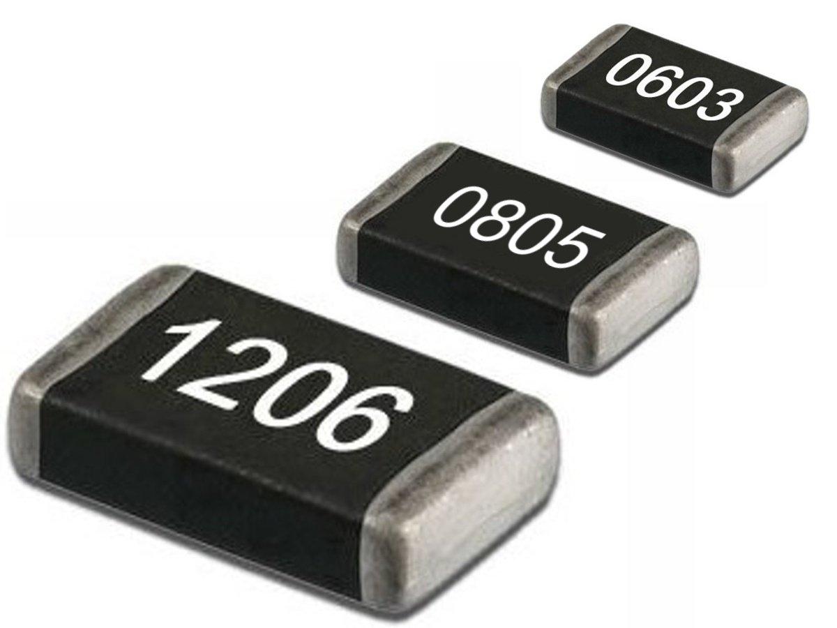 10 x Resistance CMS 1206 1//4W 5/% 3.9K 3K9 3.9Kohm 3,9K ohm                 RCSMQ