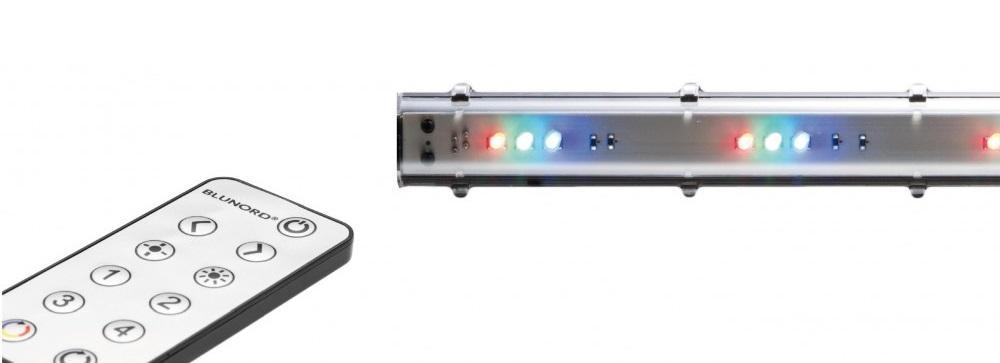 """Ambient RGB lighting set """"Wings of light"""" Blunord K701 Blunord"""