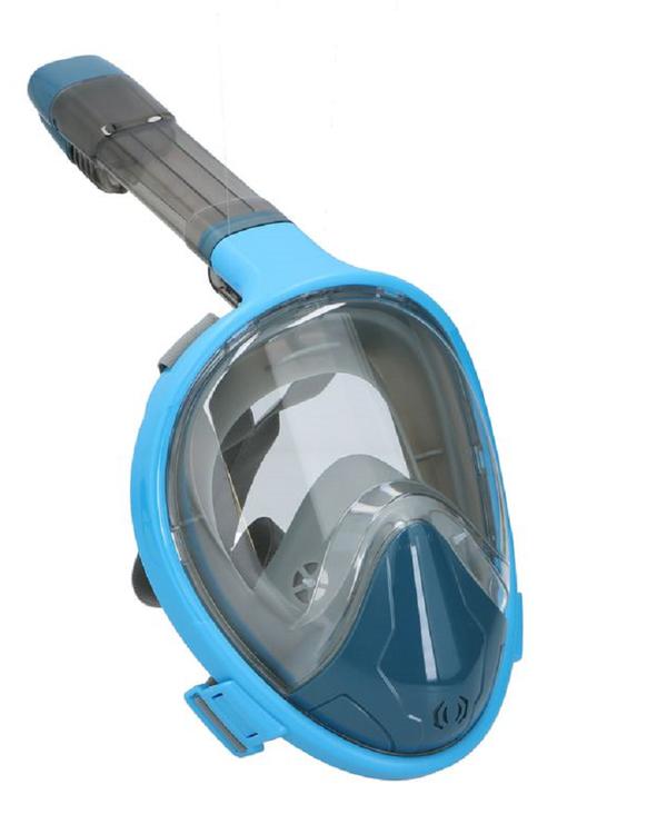 Maschera Integrale da Snorkeling Nero ED5466