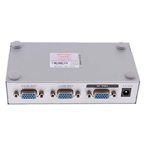 VGA splitter 2 outputs K727