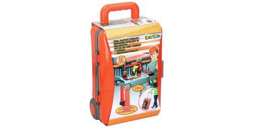 Set trolley di utensili giocattolo 37 pezzi Eddy Toys ED4186