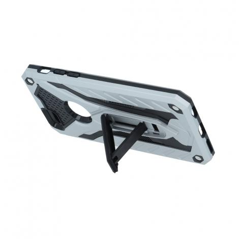 Custodia per SAMSUNG S10 Plus argento MOB1494 Oem