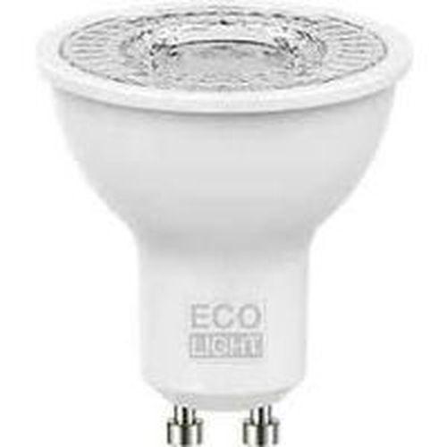 Faretto LED 4W GU10 luce calda 350 lumen EcoLight N163 EcoLight