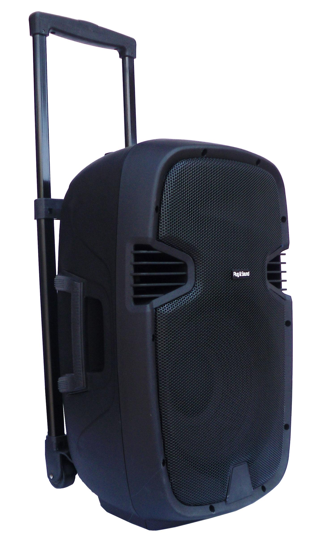 Cassa Amplificata USB/SD con bluetooth e batteria ricaricabile KP-158 Plug&Sound