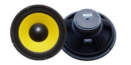 Woofer 305 mm 4 Ohm 250W W-124 W-124