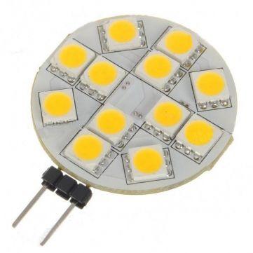 Lampadine Led 12v.Elettrico Illuminazione Lampada 12 Led Smd Attacco G4