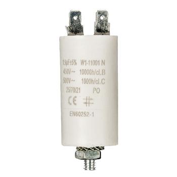 1.5uf / 450 v + Aarde condenser ND1220 Fixapart
