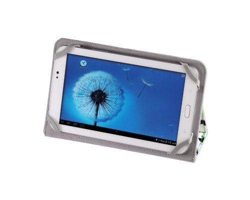 "ELLE - Custodia Universale portfolio ""Spring feeling"" per tablet da 10"" K370"