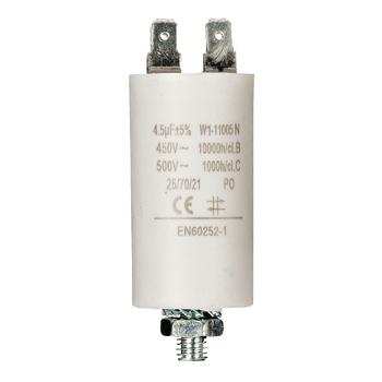4.5uf / 450 v + Aarde condenser ND1240 Fixapart