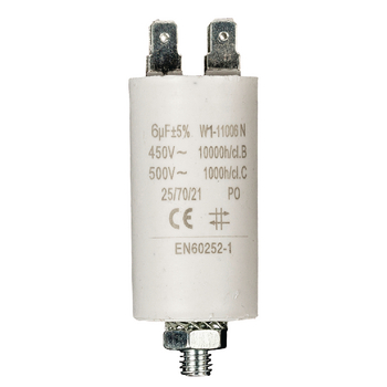 6.0uf / 450v + Aarde condenser ND1245 Fixapart
