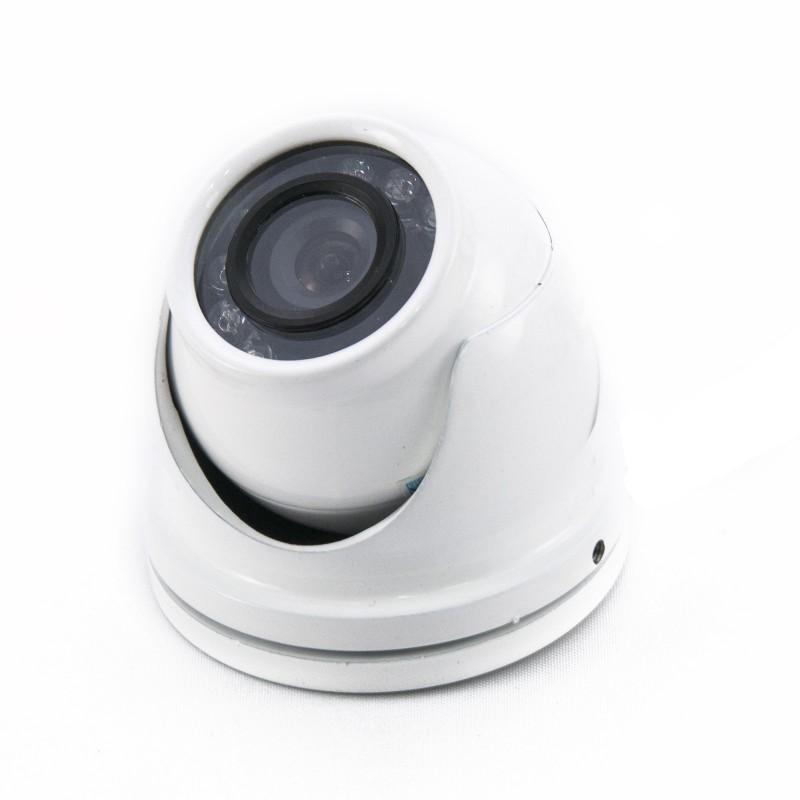 Mini telecamera AHD dome 12 LED 3.6mm Z060