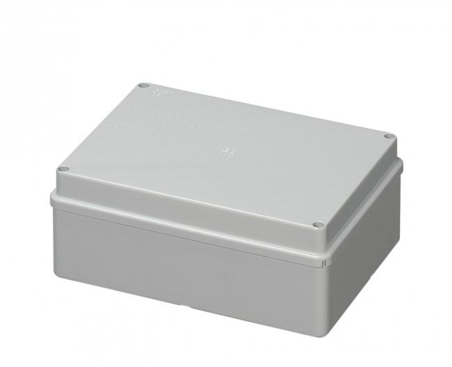 Scatola di derivazione da esterno con pareti lisce - 190X140X70mm EL140 FATO