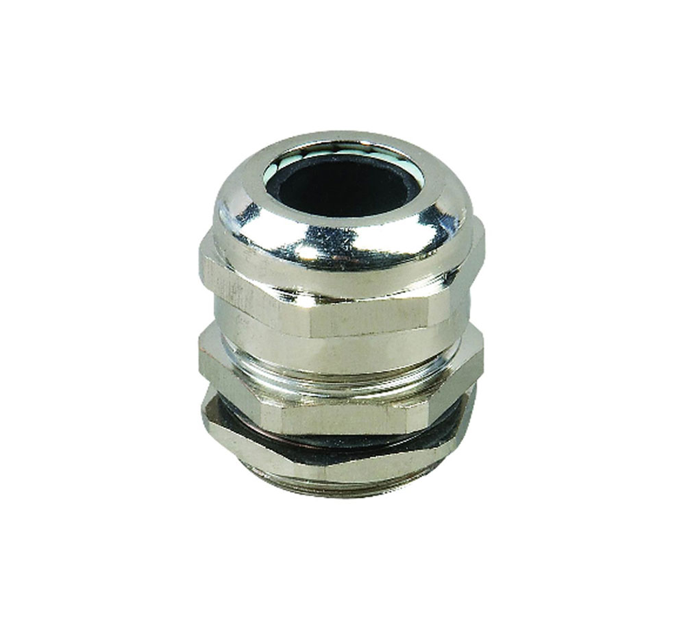 Boccola passacavo in metallo con guarnizione - PG7 09946 FATO