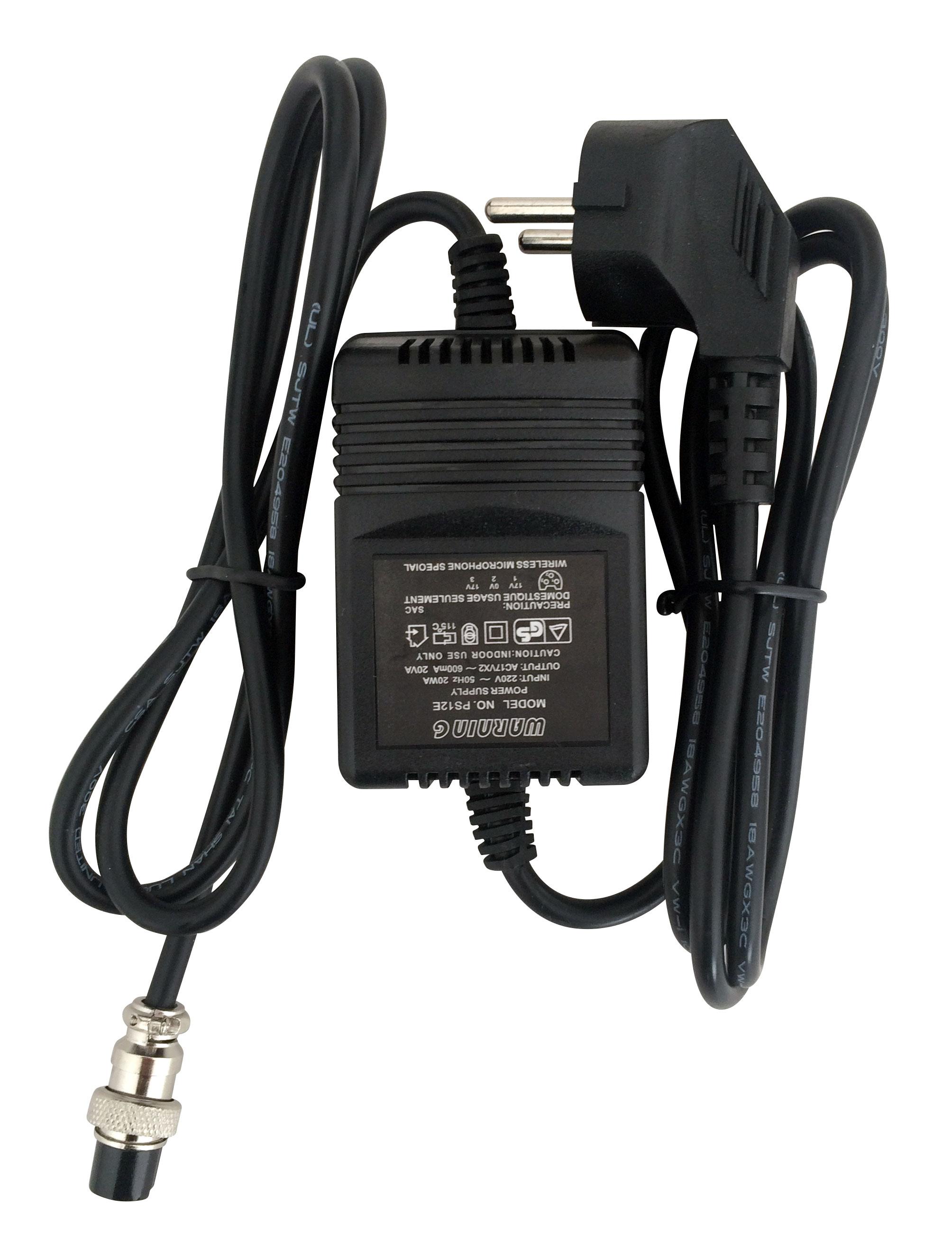 Dual power supply - 2x17VAC T627