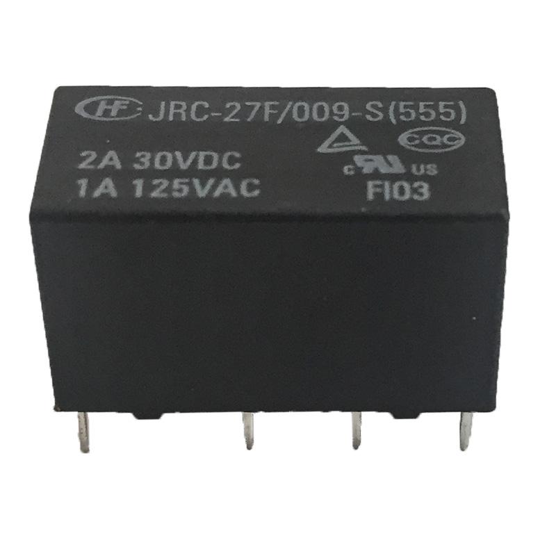 Relè JRC 27F/009 2A 30VDC 1A 125VAC 07907