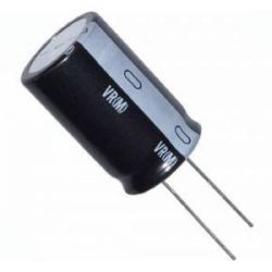 Condensatore elettrolitico 10uF 350V B7935