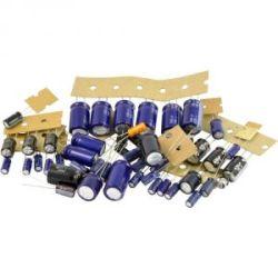 Assortment of electrolytic capacitors N932