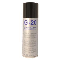 G-20 Puliscicontatti Secco 200 ml DUE-CI H586