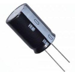 Condensatore elettrolitico 100uF 100V B8082