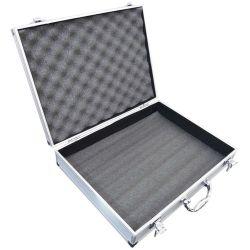 Valigia - Flight Case per microfoni - 38x28x8cm MIC010