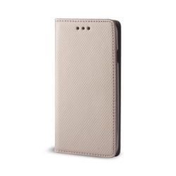 Case for Samsung Galaxy S9 FLIP wallet Gold magnetic closure MOB672