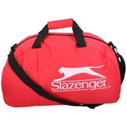 Borsone sportivo 50x30x30cm rosso Slazenger ED3158