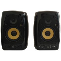 Pair of 2-way speakers 150W with bluetooth V3