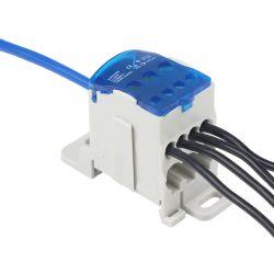 DIN - UKK 80A equipotential terminal block EL1210