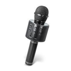 Microfono con altoparlante bluetooth nero Forever BMS-300 MIC049
