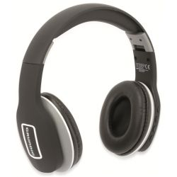 Foldable Bluetooth headphones with black microphone Grundig ED5160