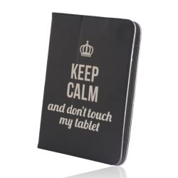 """Universal case for tablet 7-8 """"Keep Calm MOB798"""