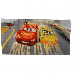 Beach towel 140x70cm Lightning and Ramirez Disney Cars ED5512 Disney