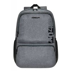 """Laptop backpack 15.6 """"gray CMBP-902"""