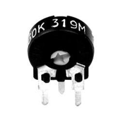 100Kohm resistive trimmer - 10 piece pack NOS100799