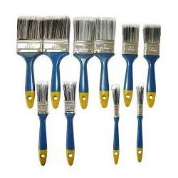 Set of 10 Kinzo flat brushes ED1250