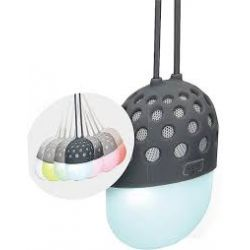 Lifetime Music Shower Bluetooth Speaker with LED coloration ED170