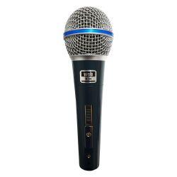 Microfono vocale dinamico supercardioide - BETA M-58 MIC001
