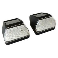 Solar spotlights 66 x 40 x 72 mm 2pcs Grundig ED4080
