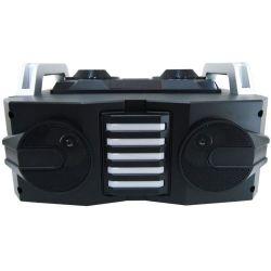 "Cassa acustica 5.25"" + 2x4"" Luci LED Bluetooth/SD/USB/Radio UF-1506B-DT UF-1506B-DT"