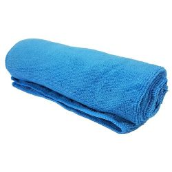 Dunlop 80x40cm microfibre sports fitness towel in various colors ED4260