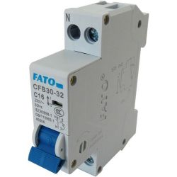 Interruttore magnetotermico Differenziale 1P - C16 EL1455