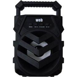 "3"" Bluetooth USB microSD speaker 5W RMS LED P28-H6"