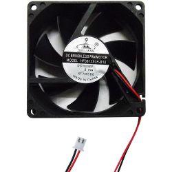 Fan 80x80x25mm 12VDC 0.15A U716